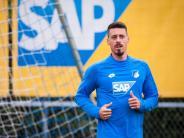 Fußball: Wagner bringt sich für Nationalmannschaft ins Gespräch