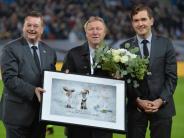 16 Jahre beim Verband: DFB-Trainer Horst Hrubesch verabschiedet