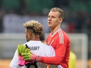 Leno wie Köpke: Sechsmal zu Null: DFB-Team stellt Gegentorrekord ein