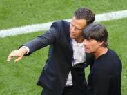 Bierhoff kontert kritische Töne: Confed-Cup kein «Jux» für DFB-Team