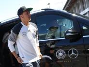 Beschwerdefrei: Özil fit für WM-Qualifikation in Baku