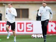 Probleme beim BVB: Löw lässt Weltmeister Schürrle nicht fallen
