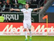 Nach Nicht-Nominierung: Bremens Kruse:«Tür zur Nationalmannschaft ist nicht zu»