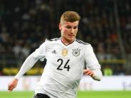 Werner steigt ein: Fußball-Nationalteam trainiert ohne Draxler