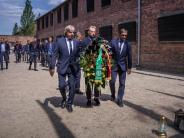 Vor der EM in Polen: U21 besucht Auschwitz: «Fassungslosigkeit über das Grauen»