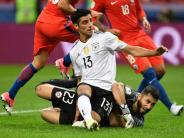 """Confed Cup 2017: """"Da war mehr drin"""": Pressestimmen zu Deutschland gegen Chile"""