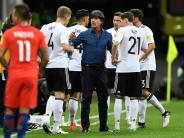 1:1 gegen Chile bei Confed Cup: Löw: «Meine Mannschaft hat das klasse gemacht»