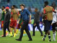 Fragen an den Bundestrainer: Joachim Löw: «Ich bin wirklich stolz auf die Jungs»