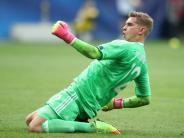 Fußball U21-EM: Julian Pollersbeck: Der Torwart-Held aus der zweiten Liga
