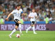 Confed Cup: Urlaubsgeld für Draxler und Co.: 30 000 Euro schon sicher