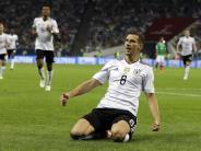 Confed Cup: Plötzlich Torjäger: Alleskönner Goretzka auf dem Weg zur WM