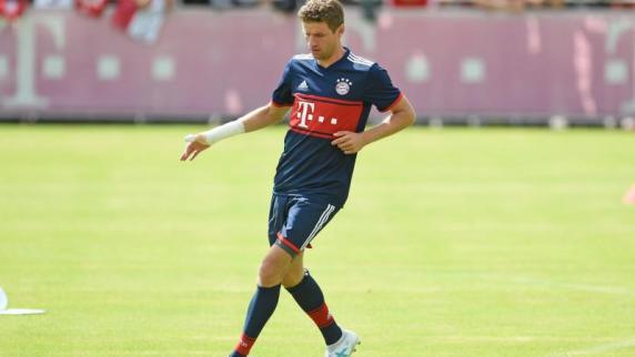 Starkes DFB-Team: Müller lobt Confed-Cup-Auftritt: «Ein bisschen gekitzelt»