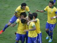 FIFA-Weltrangliste: Brasilien löst Deutschland als Nummer 1 ab
