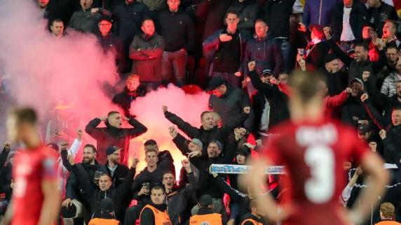 Fan-Eklat: FIFA ermittelt gegen DFB
