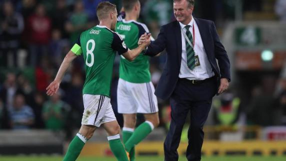 WM-Quali: Hier gibt es Nordirland vs. Deutschland live