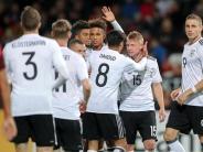 EM-Qualifikation: U21-Debütanten überzeugen beim 6:1 gegen Aserbaidschan