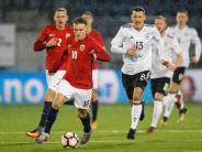 U21-EM-Qualifikation: Ødegaard beendet U21-Erfolgsserie - Kuntz: «Tut weh»