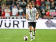 Verletzter Nationalspieler: Hector will im neuen Jahr «wieder auf dem Platz stehen»