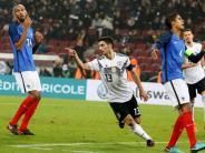 Deutschland - Frankreich 2:2: Die deutsche Nationalmannschaft in der Einzelkritik
