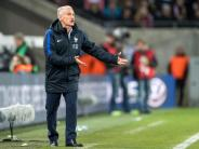 Trainer Deschamps beseelt: Frankreich bestätigt Ruf als WM-Favorit