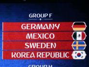 Mexiko, Schweden, Südkorea: Gute WM-Lose für DFB-Team - Pokerface Löw gelassen