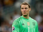 Nationalmannschaft: Hitzfeld: Neuer-Ausfall bei Fußball-WM wäre kein Drama