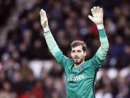 PSG-Keeper: Trapp glaubt trotz Reservistenrolle in Paris an WM-Teilnahme