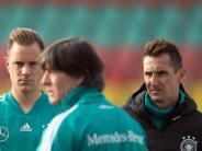 Für WM-Job: Klose macht vorerst nicht die Fußball-Lehrer-Lizenz