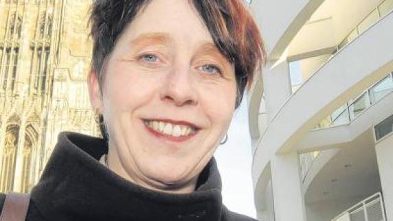 Nach sechs Jahren als Citymanagerin wird sich Anna <b>Maria Dietz</b> verändern. - Copy-of-Dietz003
