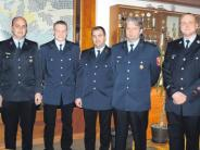 Feuerwehr: 727 Stunden im Einsatz