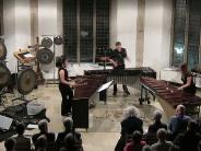 Wiblinger Bachtage: Am Puls des Schlagzeugs