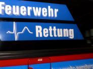 Lutscher bleibt im Hals stecken: Nersingen: Feuerwehr rettet Bub vor dem Ersticken