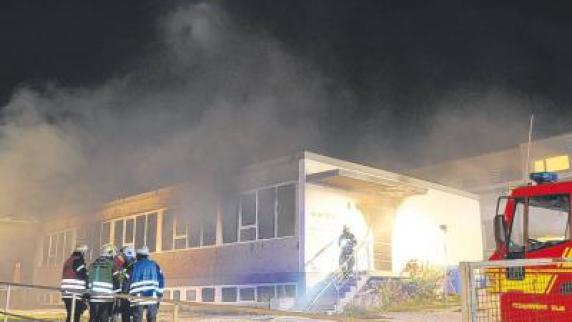 Schreinerei Ulm ulm brandstiftung schreinerei geht in flammen auf nachrichten