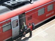 Bahn: Bauarbeiten behindern Zugverkehr zwischen München und Ingolstadt