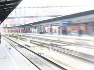 Regionalverband:  Fünfter Bahnsteig ist vor allem eine Frage des Geldes