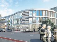 Neu-Ulm: Ein Blick auf das neue Brückenhaus