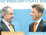 Weißenhorn: VR-Bank setzt auf Häuslebauer