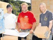 Bubenhausen: Schwitzen für den Spitzenklang