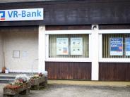 : VR-Bank schließt zwei Filialen