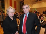 CDU: Jahresempfang mit Frau Doktor und dem Richter