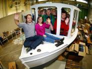 Donauschiff: Im Frühjahr heißt es: Leinen los
