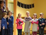 Einweihung: Jubeltag im Kindergarten