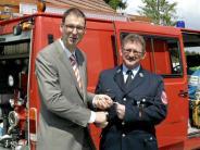Ingstetten: Feuerwehr macht mobil