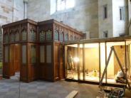 Ulm: Münster erhält neuen Eingang