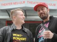 Neu-Ulm: Die Wortkunst hat ein neues Zuhause