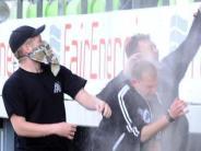 Oberliga: Jagdszenen beim Fußballderby zwischen Reutlingen und Ulm