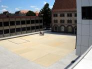 Ulm: Kopfschütteln über kahlen Kornhausplatz