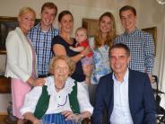 Weißenhorn/Illertissen: Mit 95 gibt sie Tipps fürs Jungbleiben