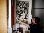 Ulm: Auch ein Picasso braucht mal Pause