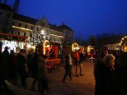 Neu-Ulm: Mittelalterlicher Weihnachtsmarkt in Neu-Ulm 2015